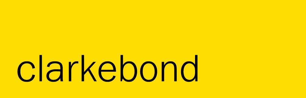 CANCELLED | Clarkebond